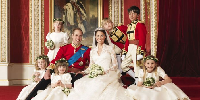 Kate Middleton And Prince William Celebrates 8 Year Wedding Anniversary 1