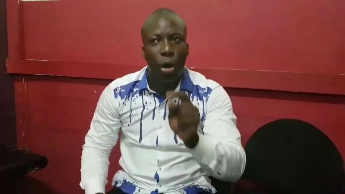 'Jesus Smiles When His Name His Mentioned During Sex'- Rev. Counselor George Lutterodt 1