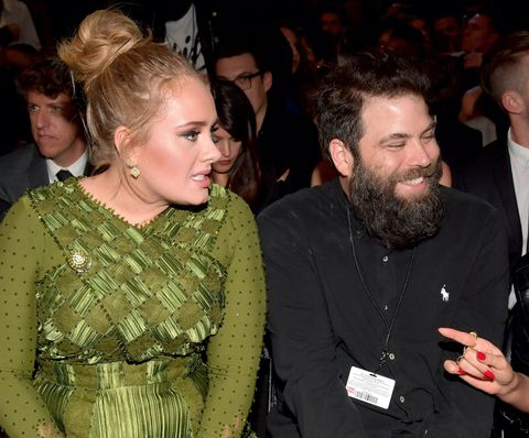 Oh No! Singer Adele Splits From Husband Simon Konecki After Three Year Marriage 3