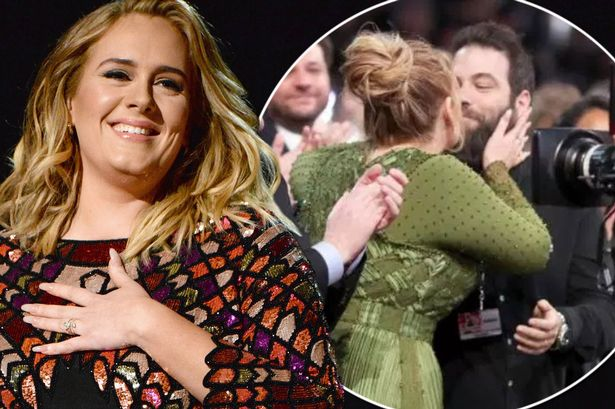 Oh No! Singer Adele Splits From Husband Simon Konecki After Three Year Marriage 5