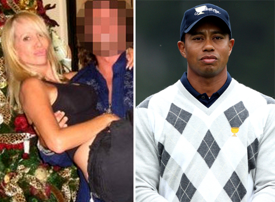 Tiger's Women: Meet The Porn Stars, Waitresses And Cougars That Tiger Woods Have Romped 13