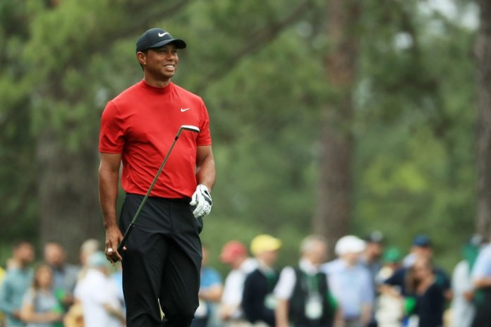 He's Back: Tiger Wins First Masters Since 2005 1