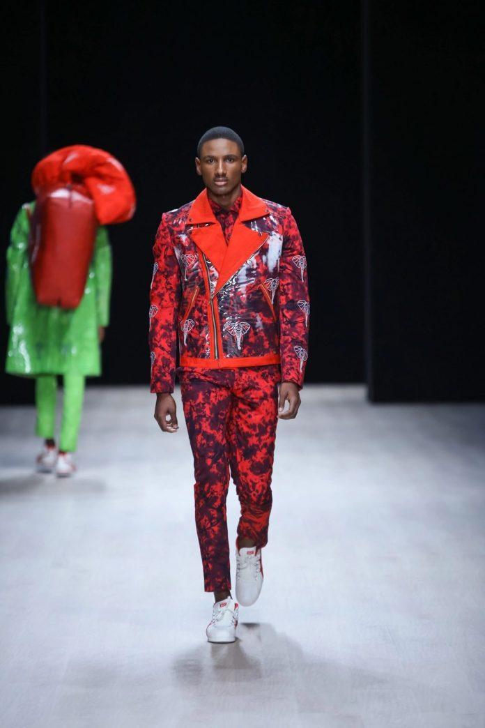 Redefining Menswear! Tokyo James New Collection At ARISE Fashion Week 2019 11
