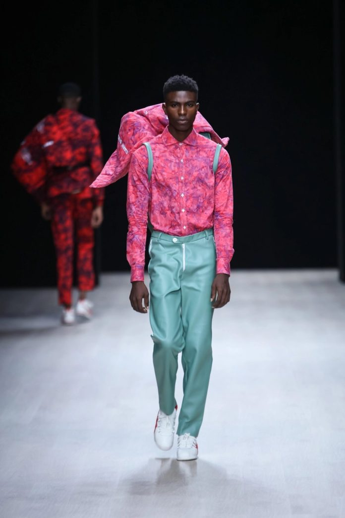 Redefining Menswear! Tokyo James New Collection At ARISE Fashion Week 2019 14