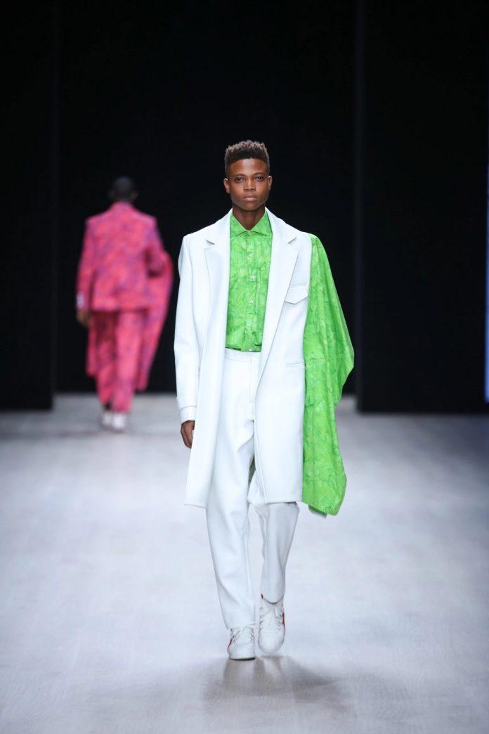 Redefining Menswear! Tokyo James New Collection At ARISE Fashion Week 2019 2