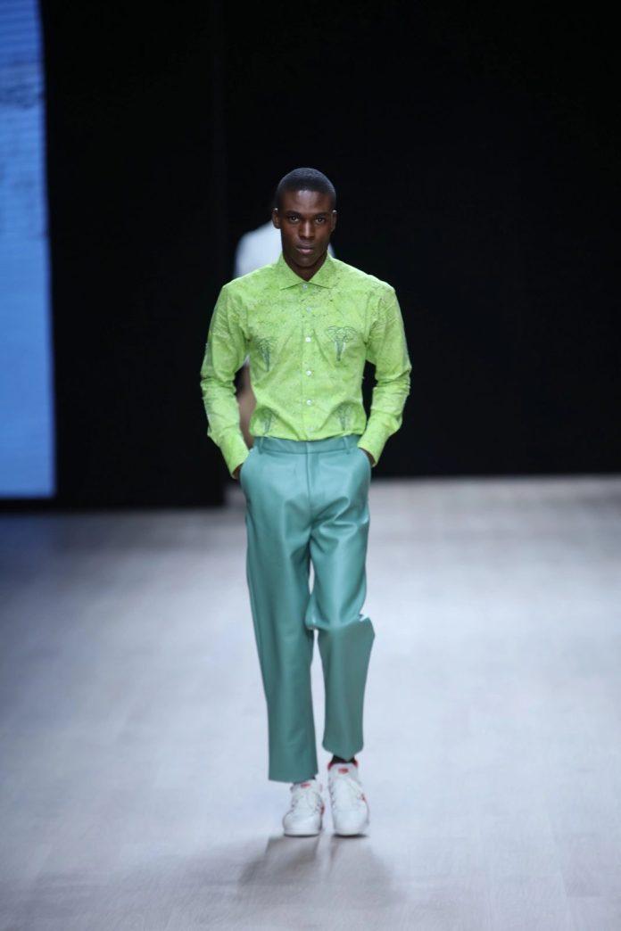 Redefining Menswear! Tokyo James New Collection At ARISE Fashion Week 2019 7