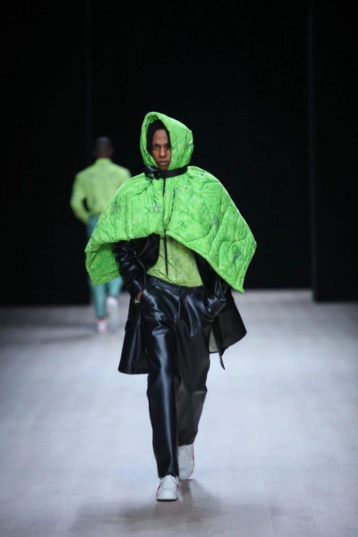 Redefining Menswear! Tokyo James New Collection At ARISE Fashion Week 2019 8