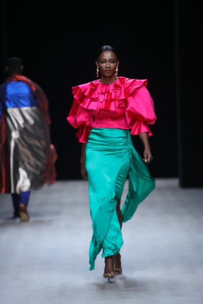 Turfah Collection At ARISE Fashion Week 2019 17
