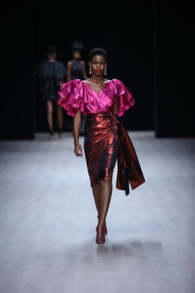 Turfah Collection At ARISE Fashion Week 2019 21