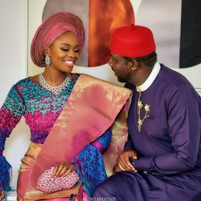 Zainab Balogun Recounts How She Met Her Husband 2