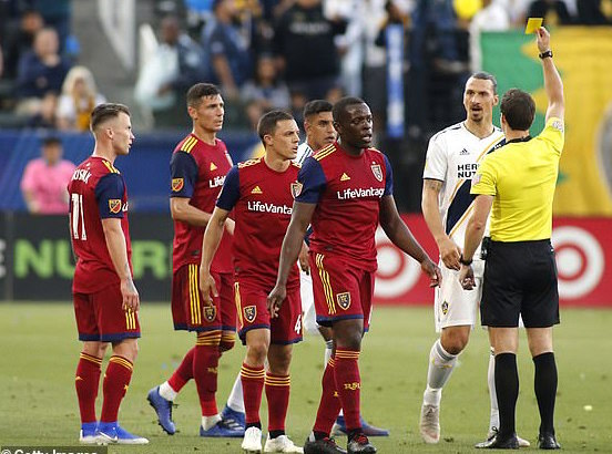 Nedum Onuoha Rejects Ibrahimovic's Apology After Pair Squared Off, In MLS War Of Words 3