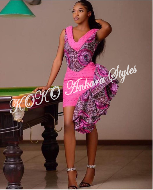 Exquisite And Chic- The Perfect Words To Define These Ten Gorgeous Ankara Styles 5