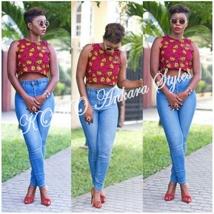 These Five Beautiful Crop Tops Are The Cute Definition Of Super Fly! 5