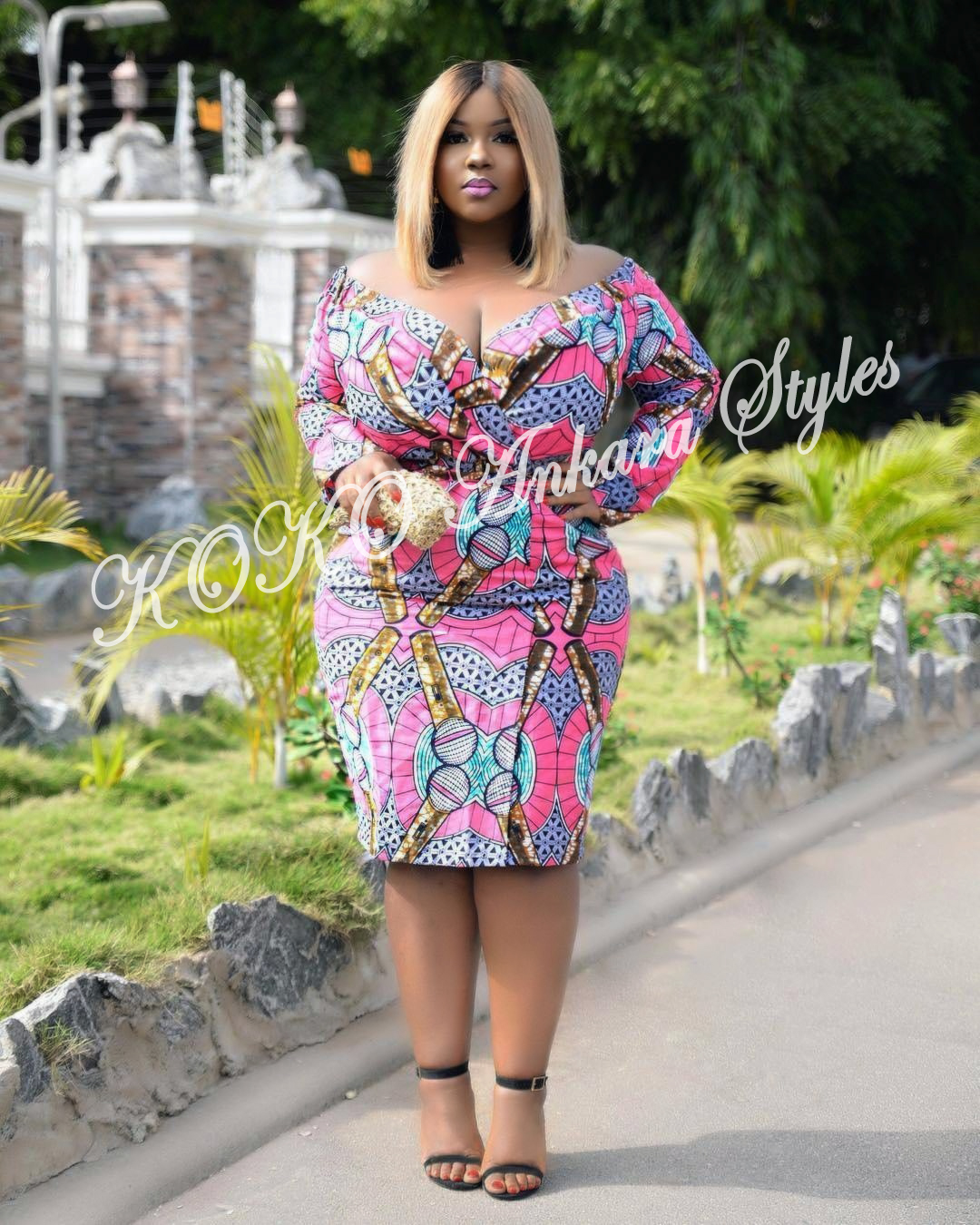 f7e7c4a181 Ten Stunning Ankara Styles That Are Perfect For The Gorgeous Plus ...