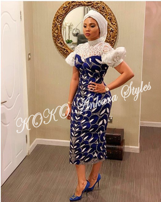 It's All About The Sleeves: Five Ankara Styles With Extremely Gorgeous Statement Sleeves 1