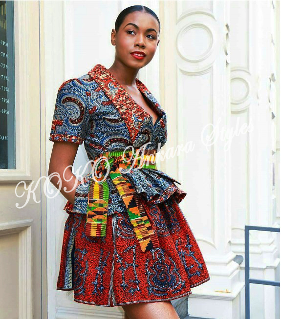 5 Classy And Gorgeous Ankara Styles That Are Just Too Chic To Ignore 1