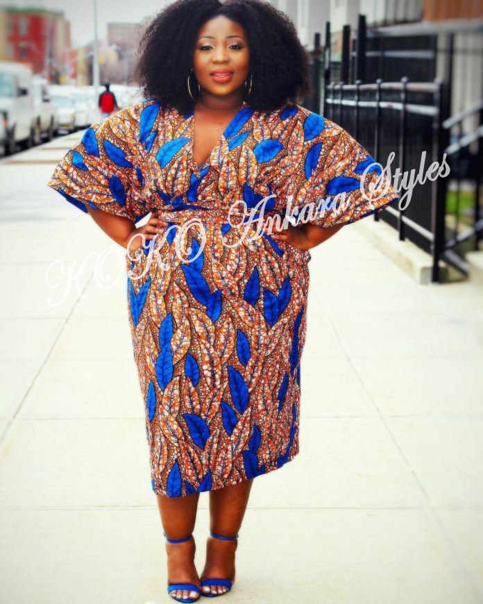 Ten Stunning Ankara Styles That Are Perfect For The Gorgeous Plus-size Lady 2