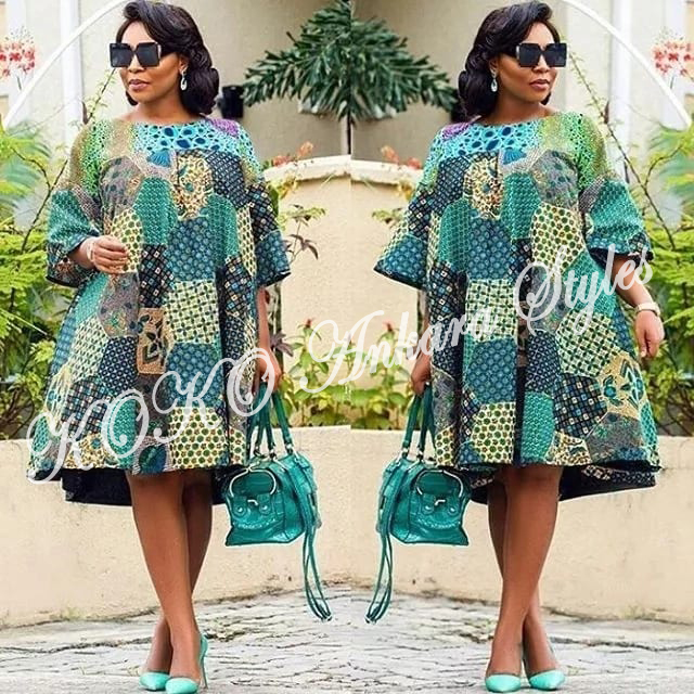 Ankara Styles: These Five Ankara Styles Are The Perfect Definition Of Classy 2