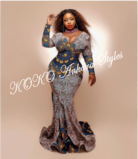 10 Extra Chic Ankara Styles That Would Have All Heads Turning At Your Slay 7