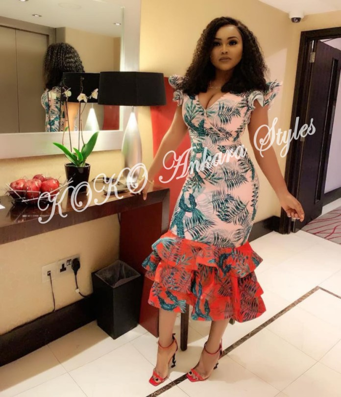 These Five Stunning Ankara Styles Prove Ruffles Are Still As Gorgeous As Ever 2