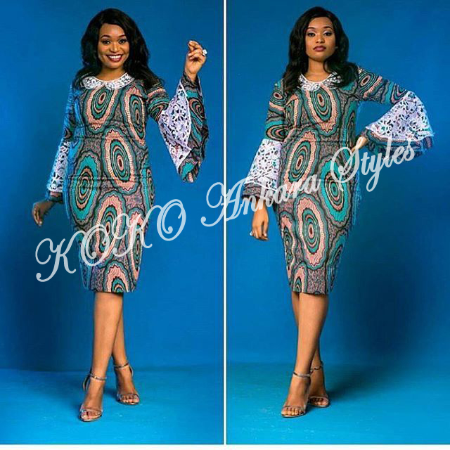 Ankara Styles: These Five Ankara Styles Are The Perfect Definition Of Classy 3