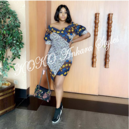 10 Extra Chic Ankara Styles That Would Have All Heads Turning At Your Slay 3