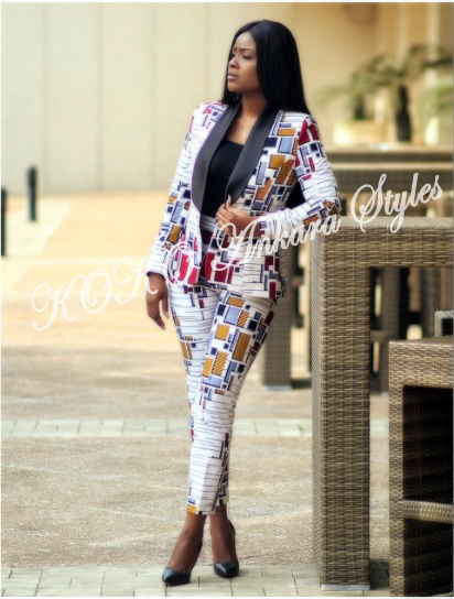 10 Extra Chic Ankara Styles That Would Have All Heads Turning At Your Slay 2