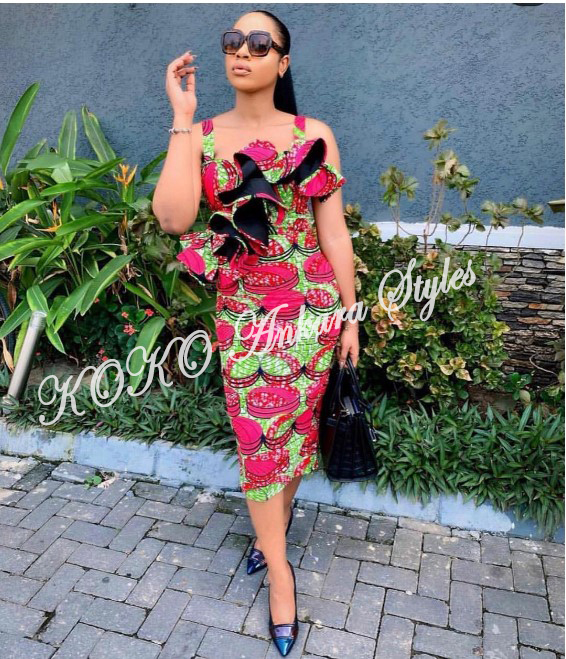 Exquisite And Chic- The Perfect Words To Define These Ten Gorgeous Ankara Styles 10