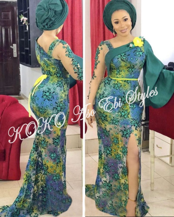 Five Latest Aso-ebi Styles We Absolutely Love And Will Look Great On You 3