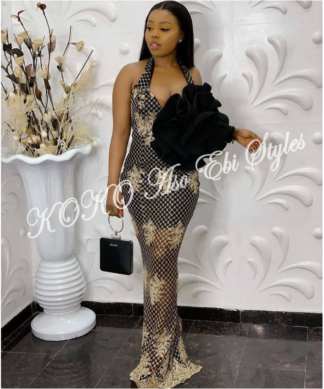 Unconventional And Chic: Five Aso-ebi Styles That Will Blow Your Mind Away! 2