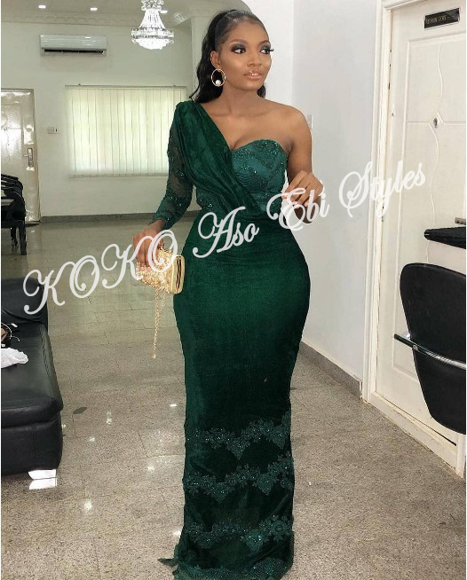 Five Chic Aso-ebi Styles That Will Absolutely Make A Stunning Wedding Guest Style Statement 2