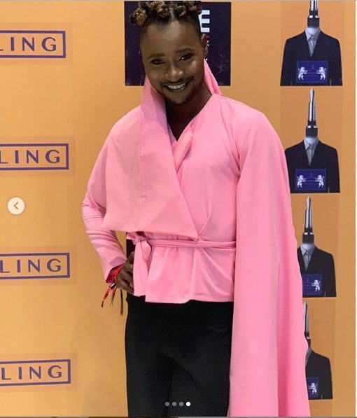This Bisi Alimi's Arise Fashion Week Outfit Will Definitely Blow Up Your Mind 2