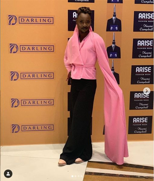 This Bisi Alimi's Arise Fashion Week Outfit Will Definitely Blow Up Your Mind 3