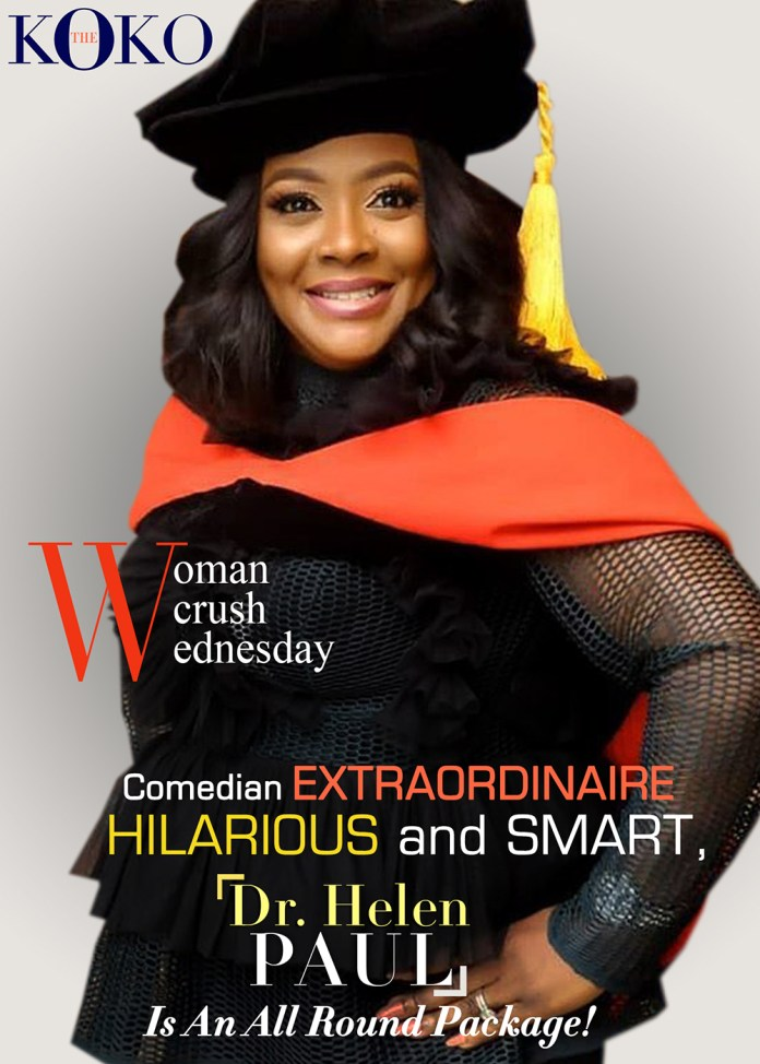 WCW: Hilarious and Smart, Dr. Helen Paul Is An All Round Package! 4