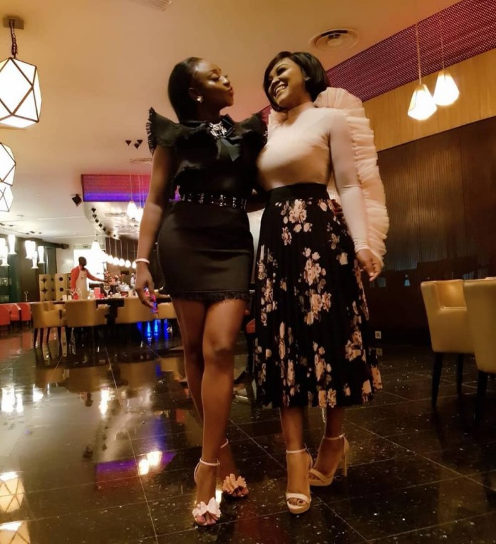 The Insider: Check Out The Photos From Ini Edo's Star Studded Birthday Dinner 9