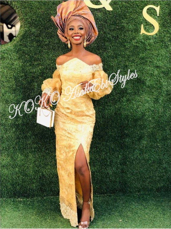 Owanbe Lookbook: Five Aso-ebi Styles To Rock For Your Next Occasion 5