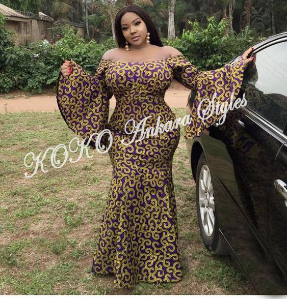 Ankara Styles: Five Sizzling Ankara Styles That Are The Excellent Fit For Curvy Ladies 1
