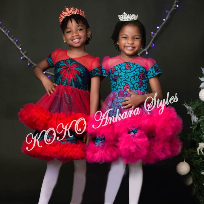 Kiddies Special: Ten Absolutely Adorable Ankara Styles Your Kids Will Look Amazing In! 2