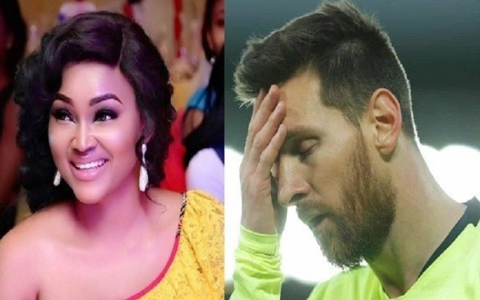 'Messi Aigbe' Trends On Twitter As Fans Mock Lionel Messi After Barcelona's Loss To Liverpool 2