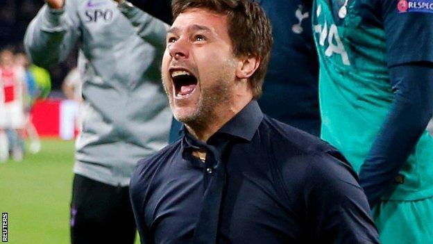 I Won't Stay With No Plan Or Clear Idea - Mauricio Pochettino On Tottenham Future 1