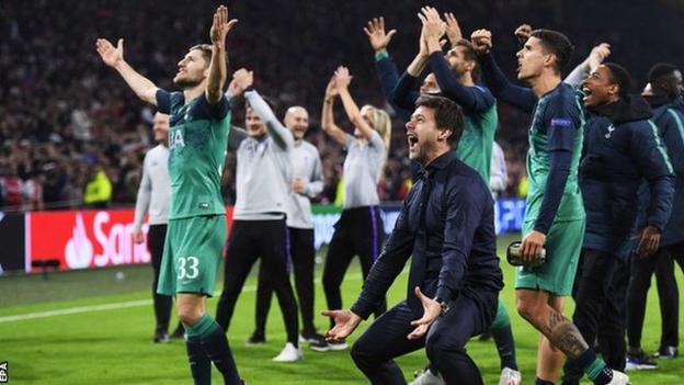 English Premier League Makes History As Four Clubs Are Into Champions League & Europa League Finals 4