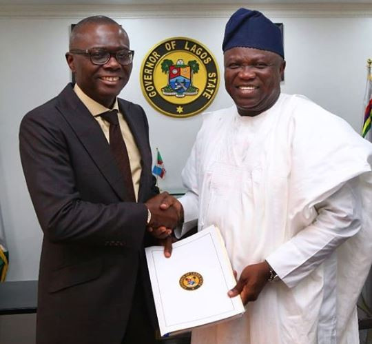 Joe Igbokwe, Lola Akande And Others Nominated As Commissioners For Sanwo-Olu's New Cabinet 1