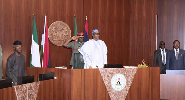 Why I Refused To Sack My Cabinet Ministers, Buhari Explains 1