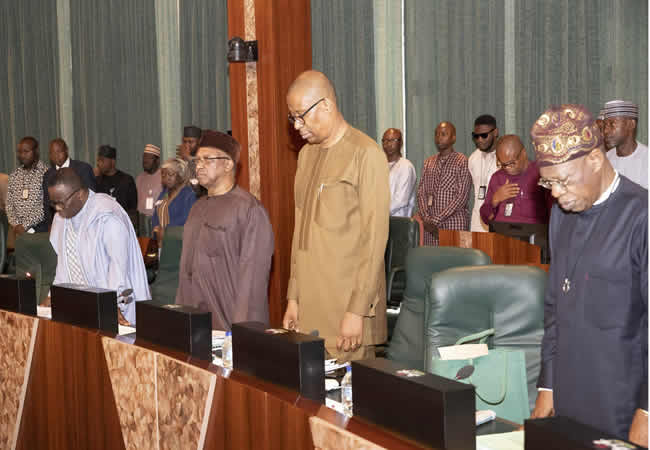New Ministers To Be Sworn-In Today By President Buhari 2
