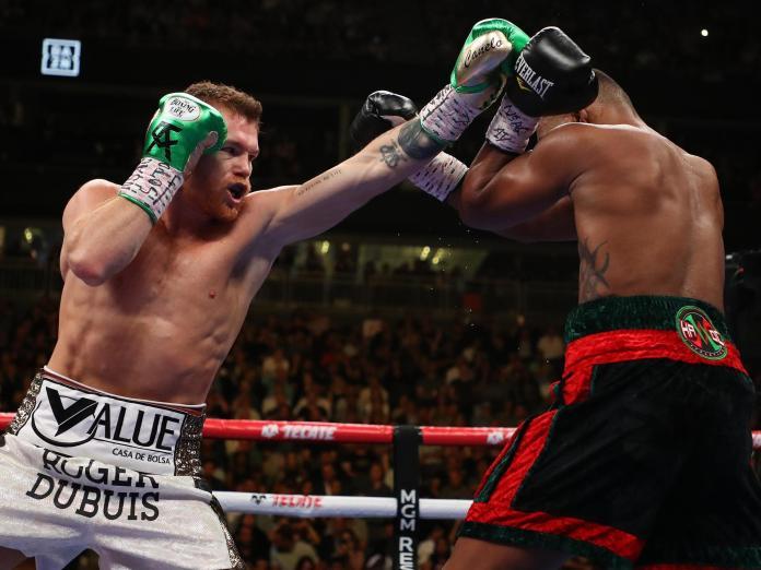 Saul 'Canelo' Álvarez Defeats Daniel Jacobs To Unify Middleweight Titles 1