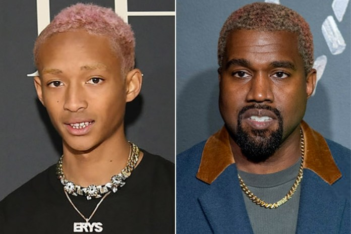 """Jaden Smith To Play Kanye West In Showtime's """"Omniverse"""" 1"""