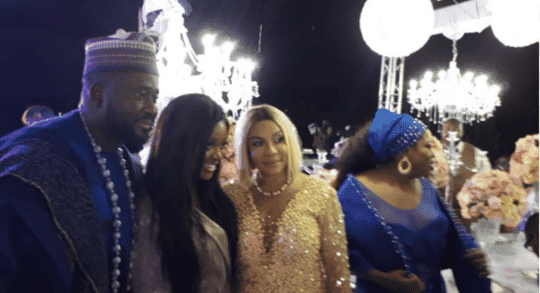 The Insider: Stunning Photos From John Dumelo And Gifty Nkornu's White Wedding 6
