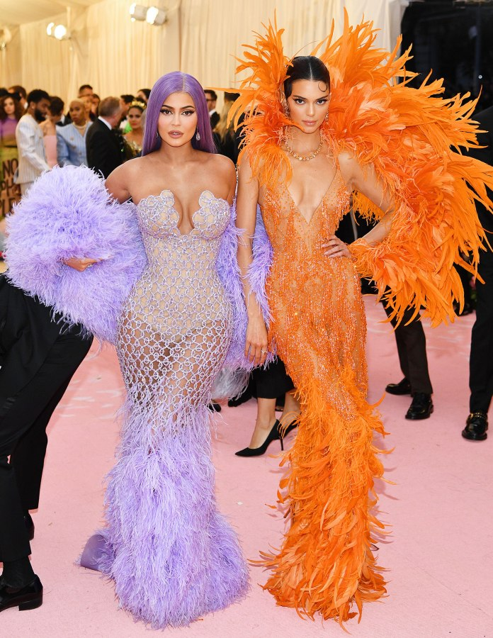 The Beautiful Power Of K! Kim, Kylie And Kendall Dominate Met Gala With Their Impeccable Fashion Styles 4