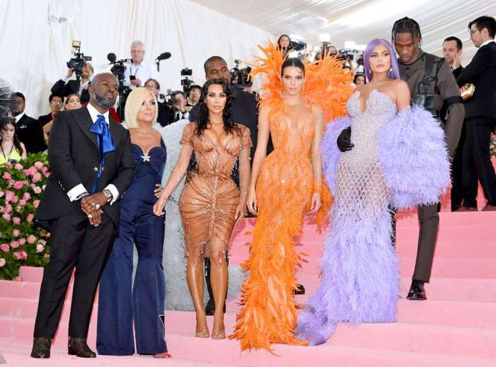 The Beautiful Power Of K! Kim, Kylie And Kendall Dominate Met Gala With Their Impeccable Fashion Styles 2