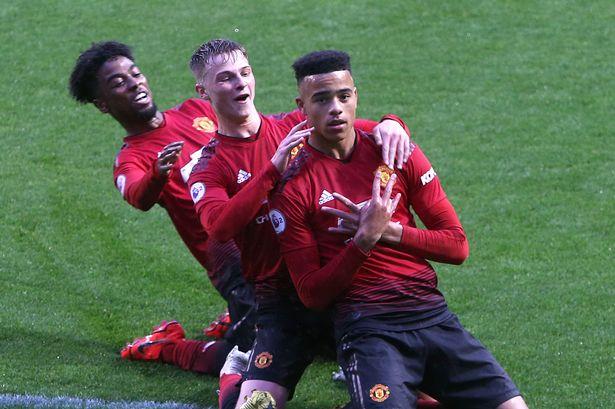 Teen Sensation Mason Greenwood Breaks Manchester United Premier League Record 1